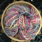Holey Moley Handspun