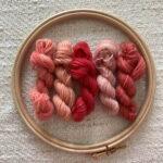 Plant Dyed Crewel Wool