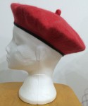 Classic French Style Wool Felted Beret