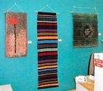 Rya rug exhibit