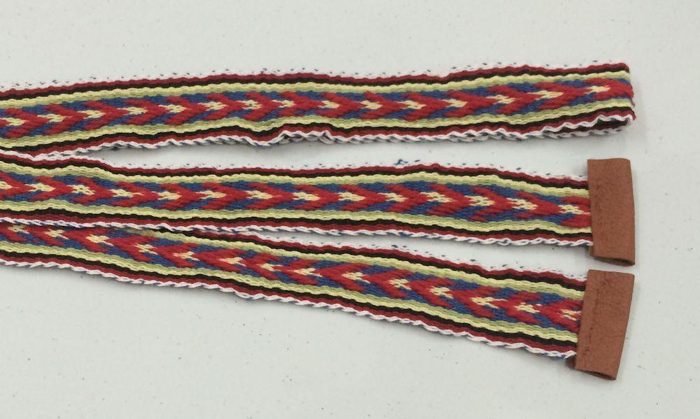 Sami Woven Wool Belt
