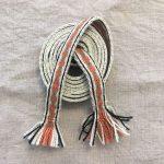 Wool Tablet Woven Belt