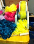 Learn to Use a Drum Carder