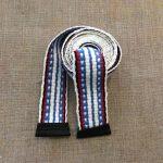 Handwoven Cotton Sash Belt