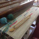 Handspun Handwoven Wool Rug