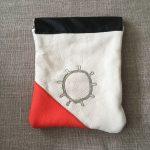 Saami Reindeer Leather Coin Purse - Saami Sun