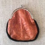 Plaice Fish Leather Coin Purse