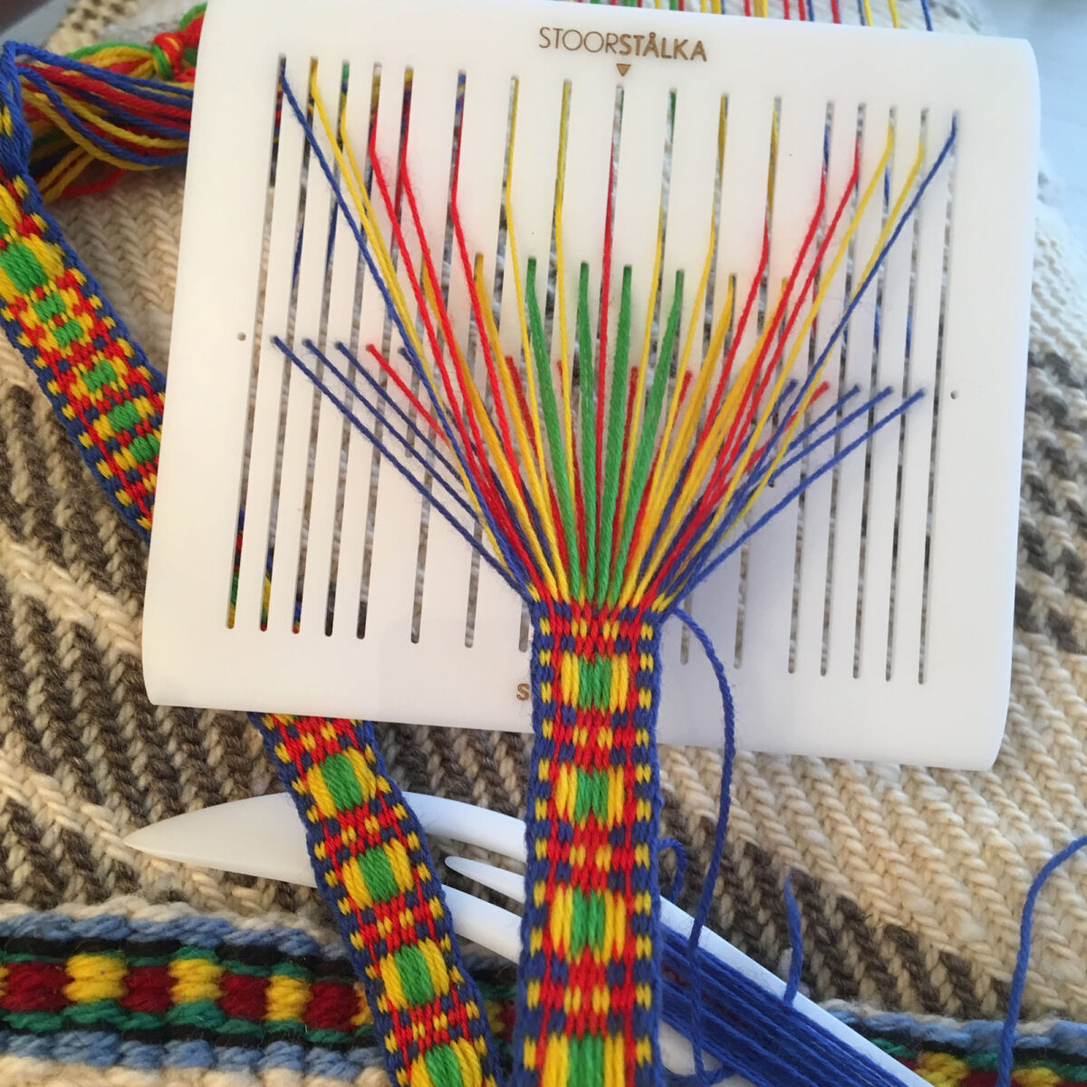 Saami Band Weaving Supplies