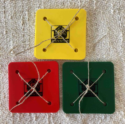 Paivatar Tablet Weaving Cards