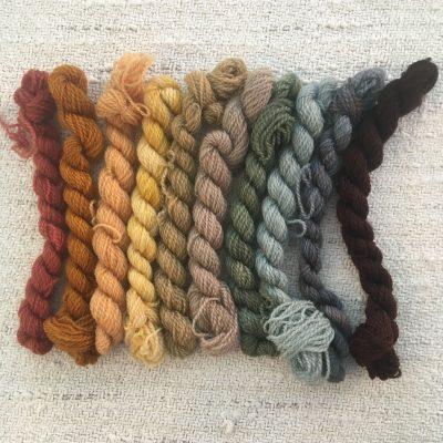 Crewel Yarn Kit 20-66a