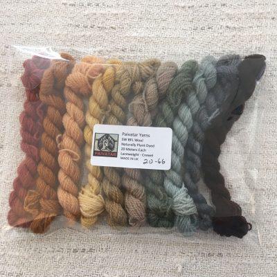 Crewel Yarn Kit 20-66c