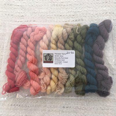 Crewel Yarn 20-62a