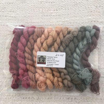 Crewel Yarn Kit 20-64a