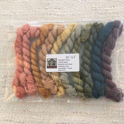 Crewel Yarn Kit 20-65a