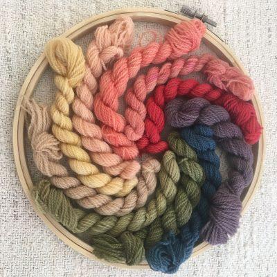Crewel Yarn 20-62b