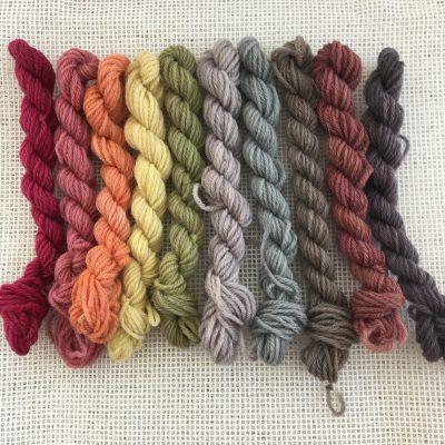 Tapestry Yarn Kit