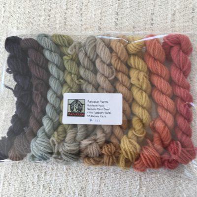 Rainbow Tapestry Yarn Kit 111