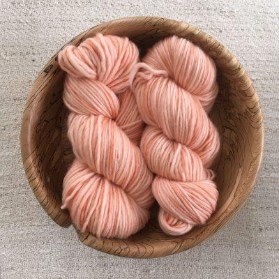 DK Merino SW Wool Yarn Madder