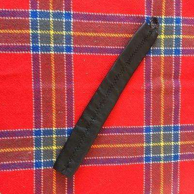 Sami Reindeer Leather Cuff Bracelet