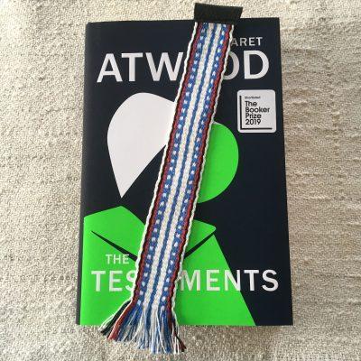 Handwoven Cotton Bookmark