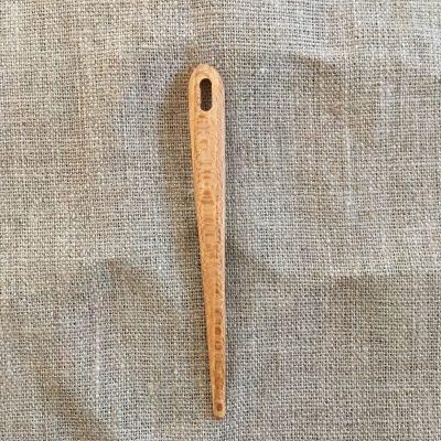 Wooden Nalbinding Needle