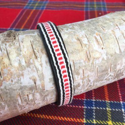 Sami Reindeer Leather Arm Band