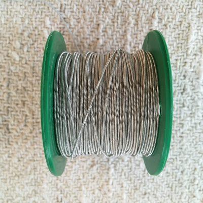 Pewter Tin Thread 35 mm