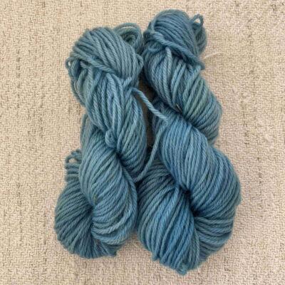 Blue Woad - Organic Merino Wool