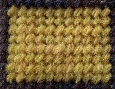 Yellow Tapestry Wool