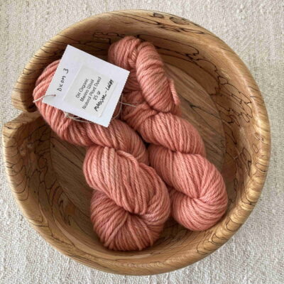 Madder DK Organic Merino wool