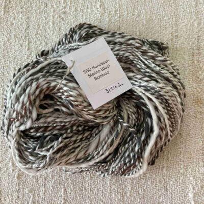 Sisu Hand Spun Art Yarn