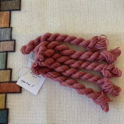 Pink - Plant Dyed Tapestry Wool