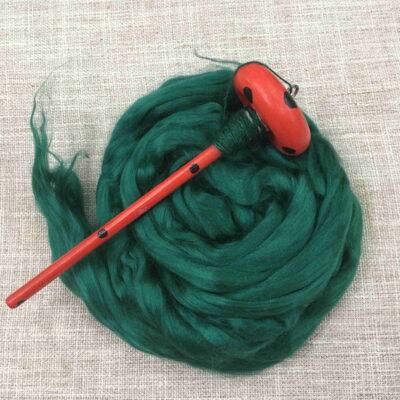 Bamboo Fibre - Green